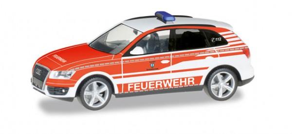 """HERPA 092975 Audi Q 5 Kommandowagen """"Feuerwehr Ransbach-Baumbach"""""""
