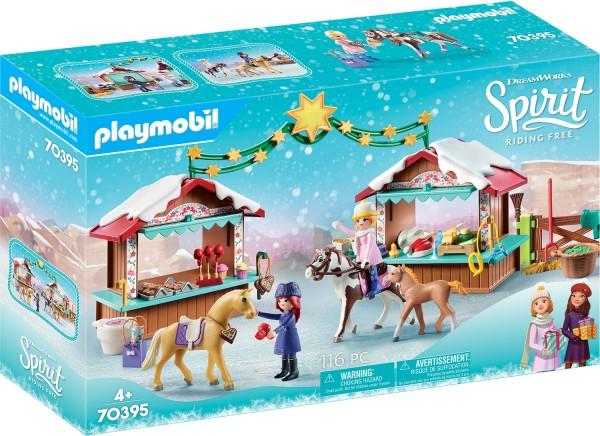 PLAYMOBIL® 70395 Weihnachten in Miradero