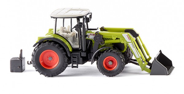 WIKING 0363 11 Claas Arion 630 mit Frontlader 150