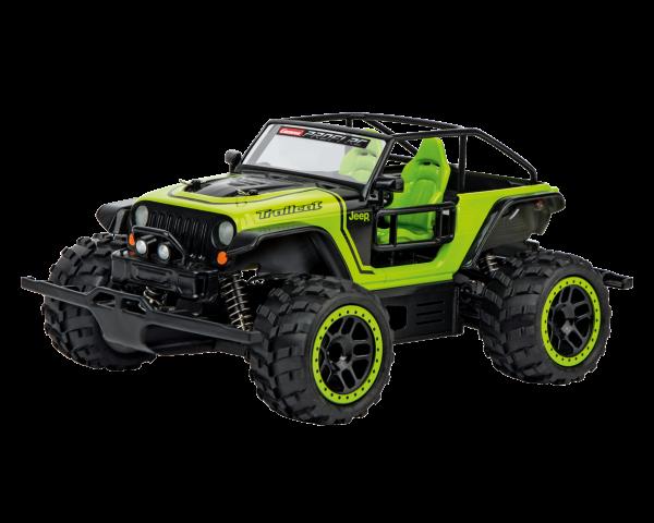 CARRERA RC Profi 370183011 Jeep Trailcat