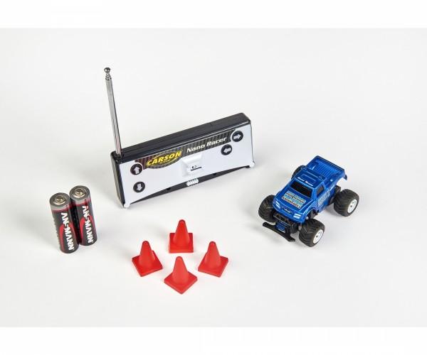 CARSON 500404186 1:60 Nano Racer Big Boss 27MHz 100% RTR