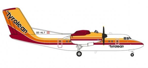 HERPA 559553 Tyrolean Airways De Havilland Canada DHC-7