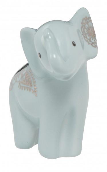 Goebel 70000321 Mini Elephant blau