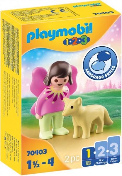 PLAYMOBIL® 70403 Feenfreundin mit Fuchs