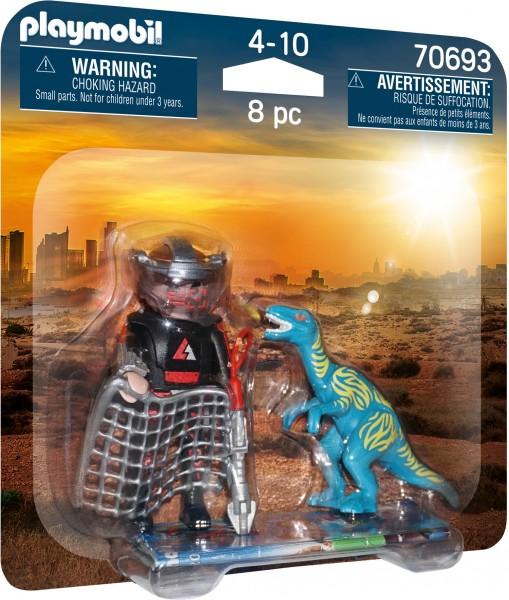 PLAYMOBIL® 70693 DuoPack Jagd auf Velociraptor*