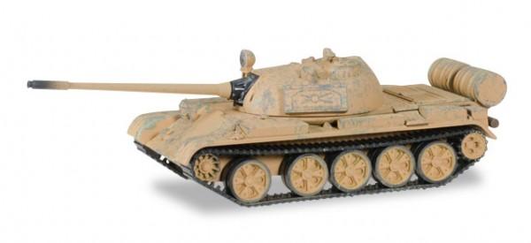 HERPA 745642 T-55 M mittlerer Kampfwagen mit Gebrauchsspuren