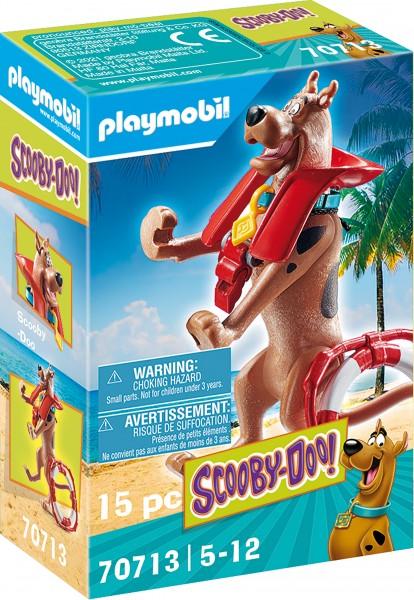 PLAYMOBIL® 70713 SCOOBY-DOO! Sammelfigur Rettungsschwimmer
