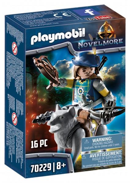 PLAYMOBIL® 70229 Novelmore Armbrustschütze mit Wolf
