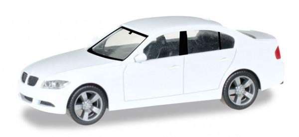 HERPA 012874 Herpa MiniKit: BMW 3er Limousine E90, weiß