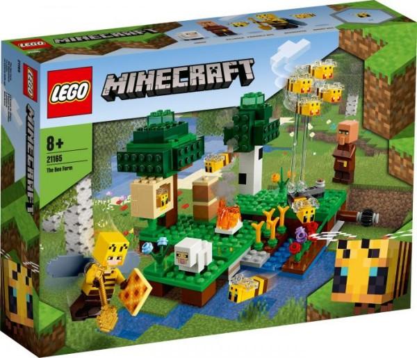 LEGO® Minecraft# 21165 Die Bienenfarm