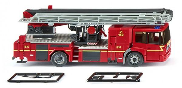 WIKING 0628 46 Feuerwehr - Hubrettungsbühne Rosenbauer B32 (MB Econic)