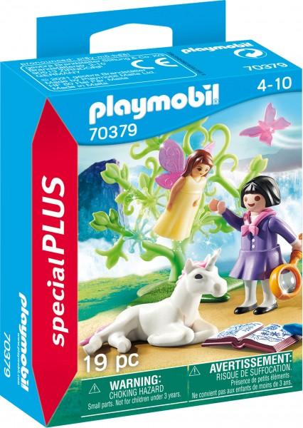 PLAYMOBIL® 70379 Feenforscherin