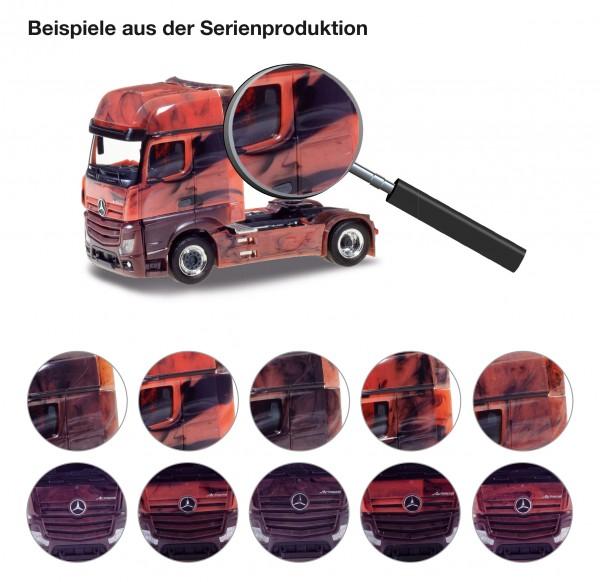 Herpa 934978 Mercedes-Benz Actros 18 GigaSpace Zugmaschine, 2a