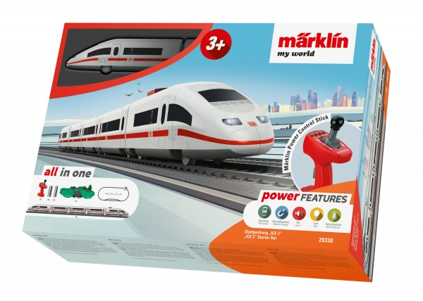 Märklin 029330 Startpackung ICE 3 - my world