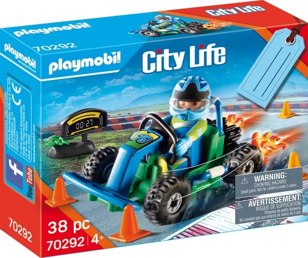 PLAYMOBIL® 70292 Geschenkset-Go-Kart