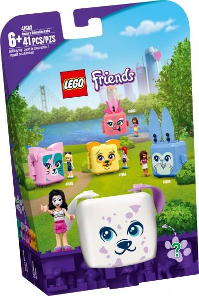 LEGO® Friends Magische Würfel 41663 Emmas Dalmatiner-Würfel