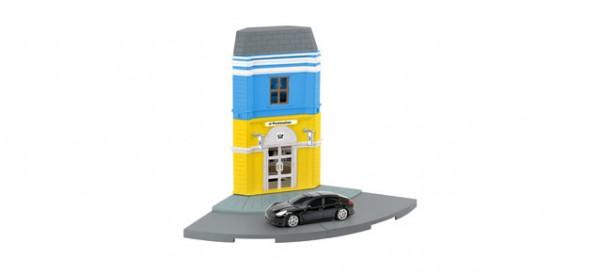 Herpa City: Post-Shop mit Porsche 800082