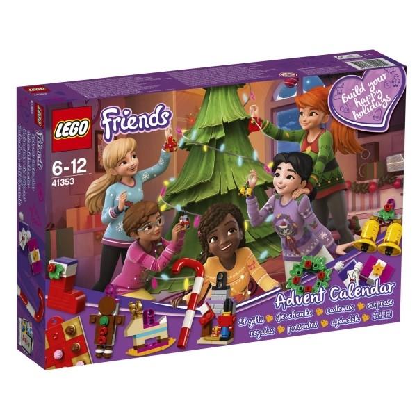 LEGO® Friends 41353 Adventskalender, Sept. 2018, 500 Teile