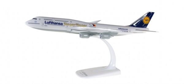 """HERPA 611435 Boeing 747-8 Intercontinental Lufthansa """"Siegerflieger Paralympics Rio '16"""""""