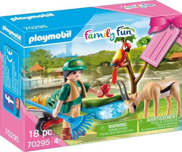 PLAYMOBIL® 70295 Geschenkset-Zoo