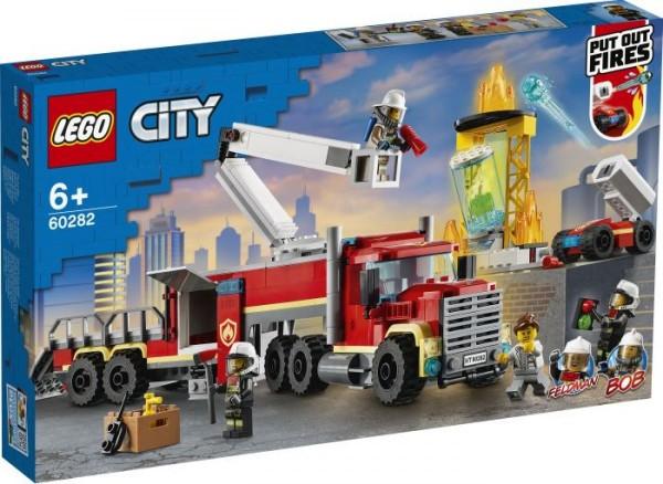 LEGO® City 60282 Mobile Feuerwehreinsatzzentrale