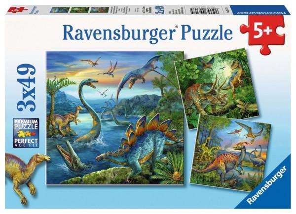 Ravensburger 09 317 5 Faszination Dinosaurier