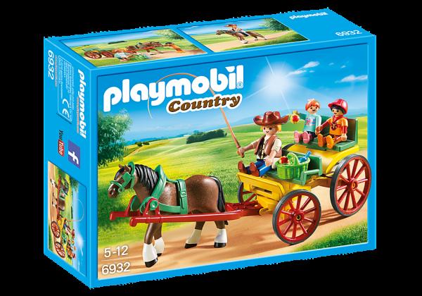 PLAYMOBIL® 6932 Pferdekutsche