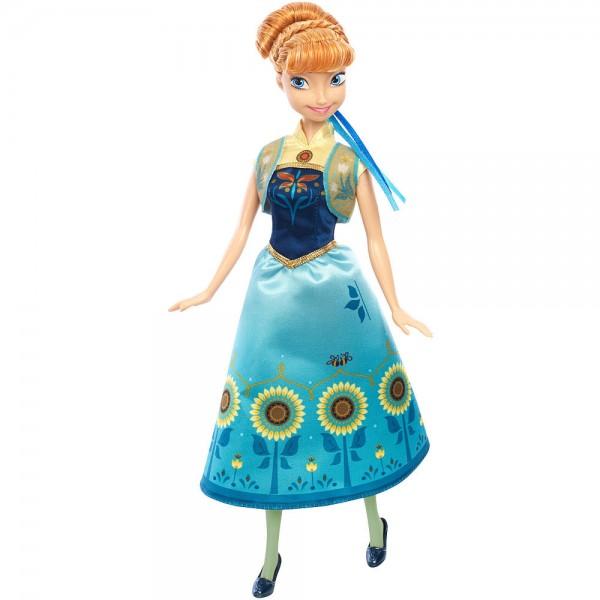 Mattel DGF57 Die Eiskönigin Geburtstagsparty-Anna