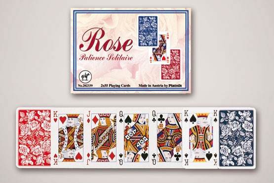 Piatnik 204432 Rose