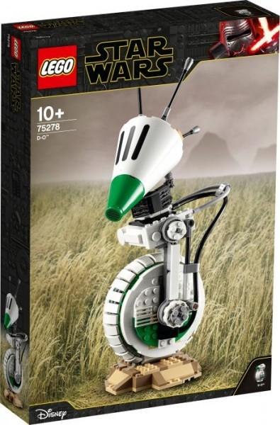 LEGO® Star Wars# 75278 D-O™