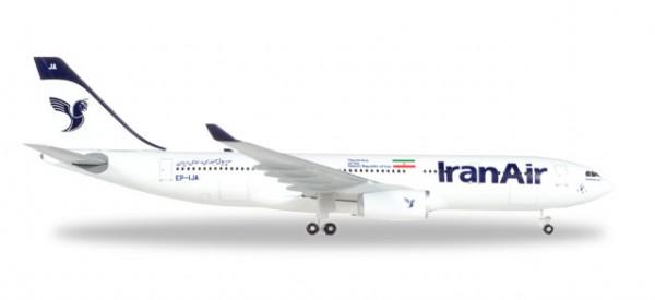 HERPA 530569 Iran Air Airbus A330-200 - EP-IJA
