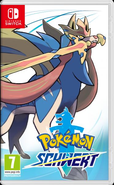 NINTENDO® 10002385 Pokemon Schwert