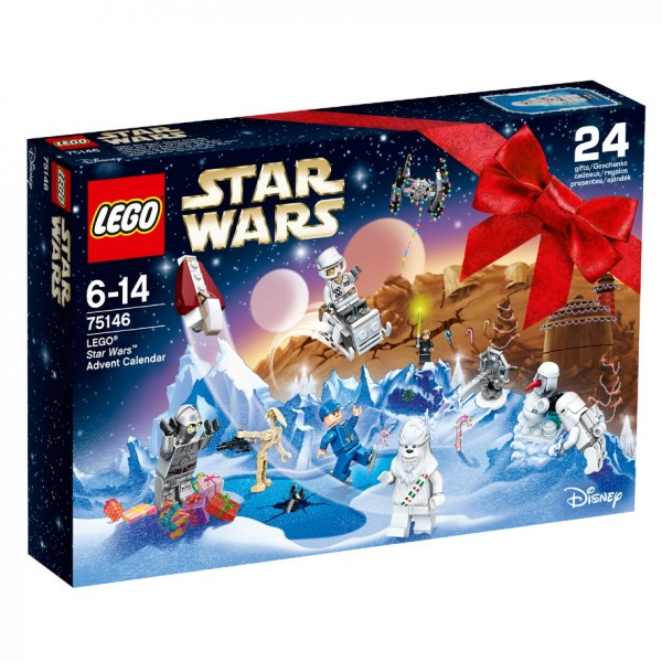 LEGO® Star Wars 75146 LEGO® Advents Kalender 2016