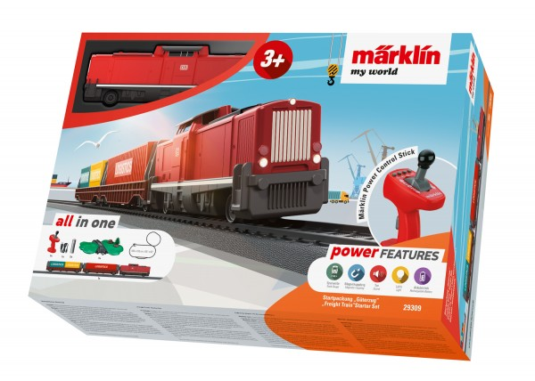 Märklin 029309 Startpackung Güterzug Akku - my world