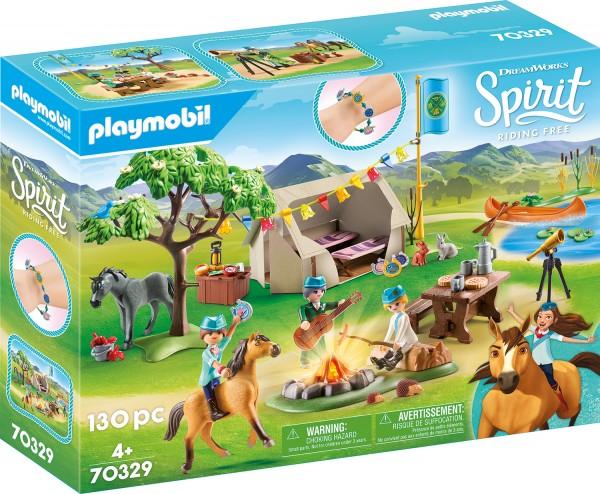 PLAYMOBIL® 70329 Sommercamp