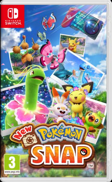 NINTENDO® 10004637 New Pokémon Snap