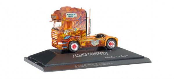 "HERPA 110822 Scania R Zugmaschine ""Herpa Monument Truck"", PC"