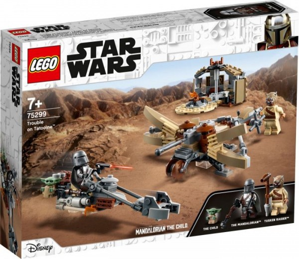 LEGO® Star Wars# 75299 Ärger auf Tatooine#