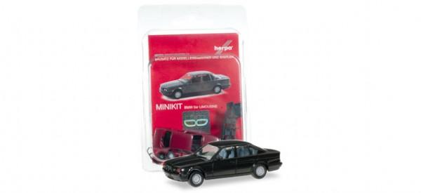 HERPA 012201-005 Herpa MiniKit: BMW 5er Limousine, schwarz