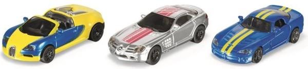 Siku 6323 Sportwagen-Set