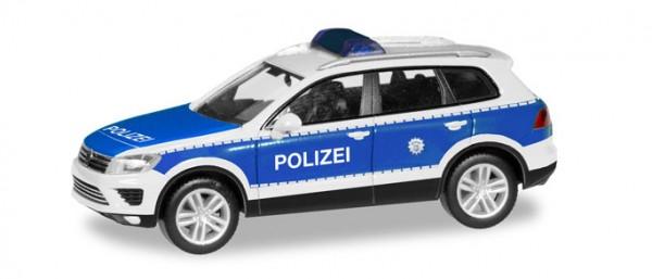 """HERPA 093637 VW Touareg """"Bundespolizei"""""""