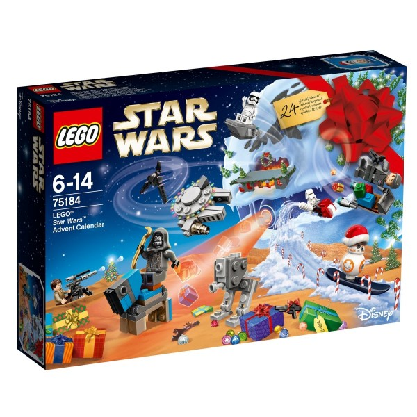 LEGO® Star Wars 75184 Adventskalender 2017