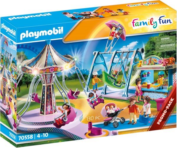 PLAYMOBIL® 70558 Großer Vergnügungspark