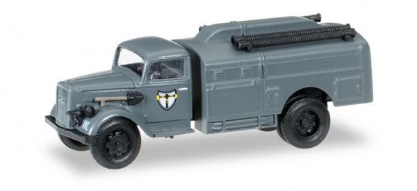 HERPA 745604 Opel Blitz 3-T. Tankfahrzeug von III/ JG 27
