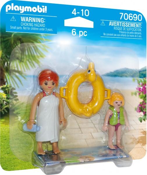 PLAYMOBIL® 70690 DuoPack Aqua Park Badegäste