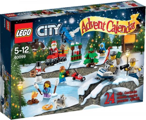 Lego 60099 City Advent Kalender