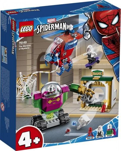 LEGO® Marvel Super Heroes# 76149 Spider-Men Mysterios Bedrohung