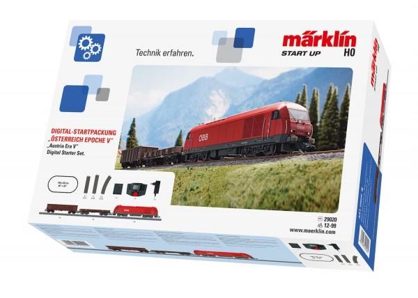 Märklin 029020 Digital-Startpackung Österreich