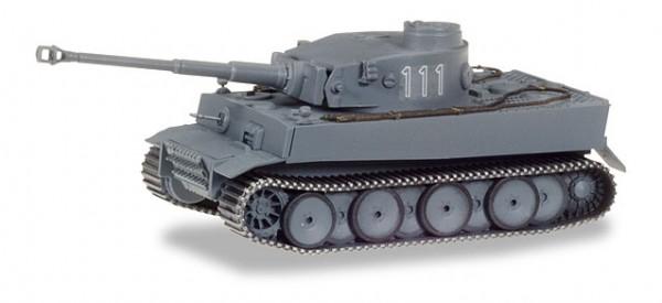 HERPA 745987 Panzerkampfwagen Tiger Ausf. H1, dekoriert, Russland (Nr. 111)