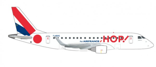 HERPA 562621 Hop! for Air France Embraer E170 - F-HBXE